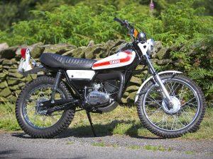 1976 YAMAHA DT175