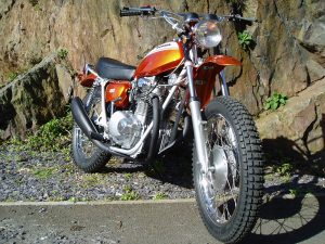 Honda SL350 K1