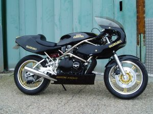 Moto Martin GSX1100 restored by New Era