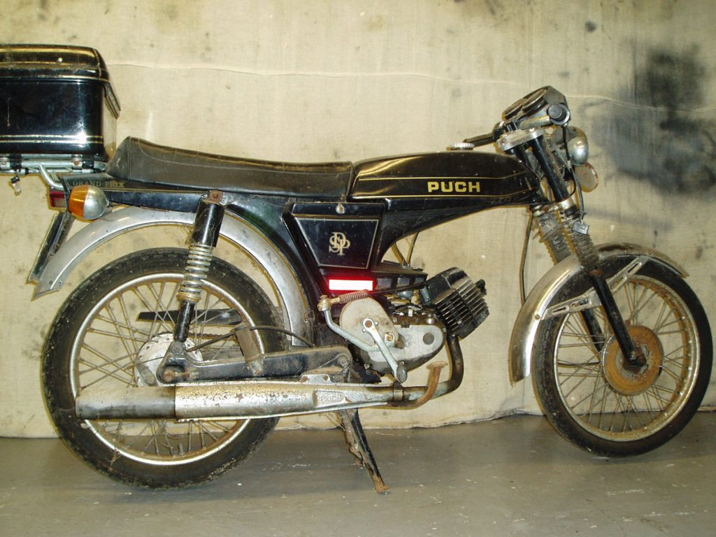 Puch Grand Prix Special 1976